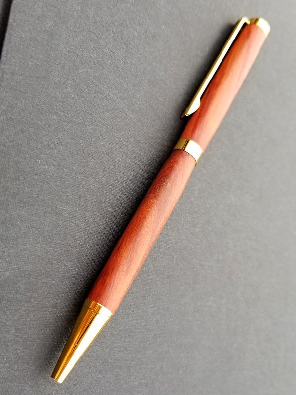 Artisan Wood Pen Fifth Energy Unique Gifts
